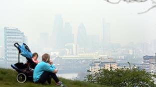 Meeting air pollution targets 'could cut nitrogen dioxide by up to 60%'