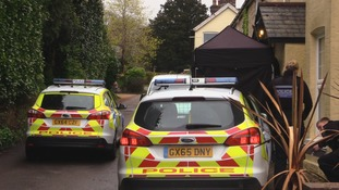 Murder inquiry after woman's body found in Crowborough