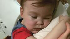 Alfie Evans died in the early hours of Saturday morning.