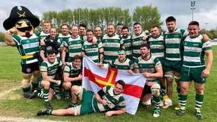 Guernsey Raiders promoted to National 2 for first time