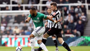 Premier League: Phillips goal keeps West Brom afloat with win at Newcastle