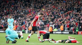 Premier League: Southampton boost chances of survival with Bournemouth win