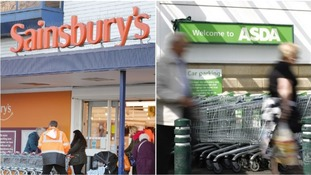 Sainsbury's and Asda are in merger talks.