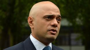 """Javid urged ethnic minority voters to look at the """"bigger picture"""" when it came to Thursday's vote."""