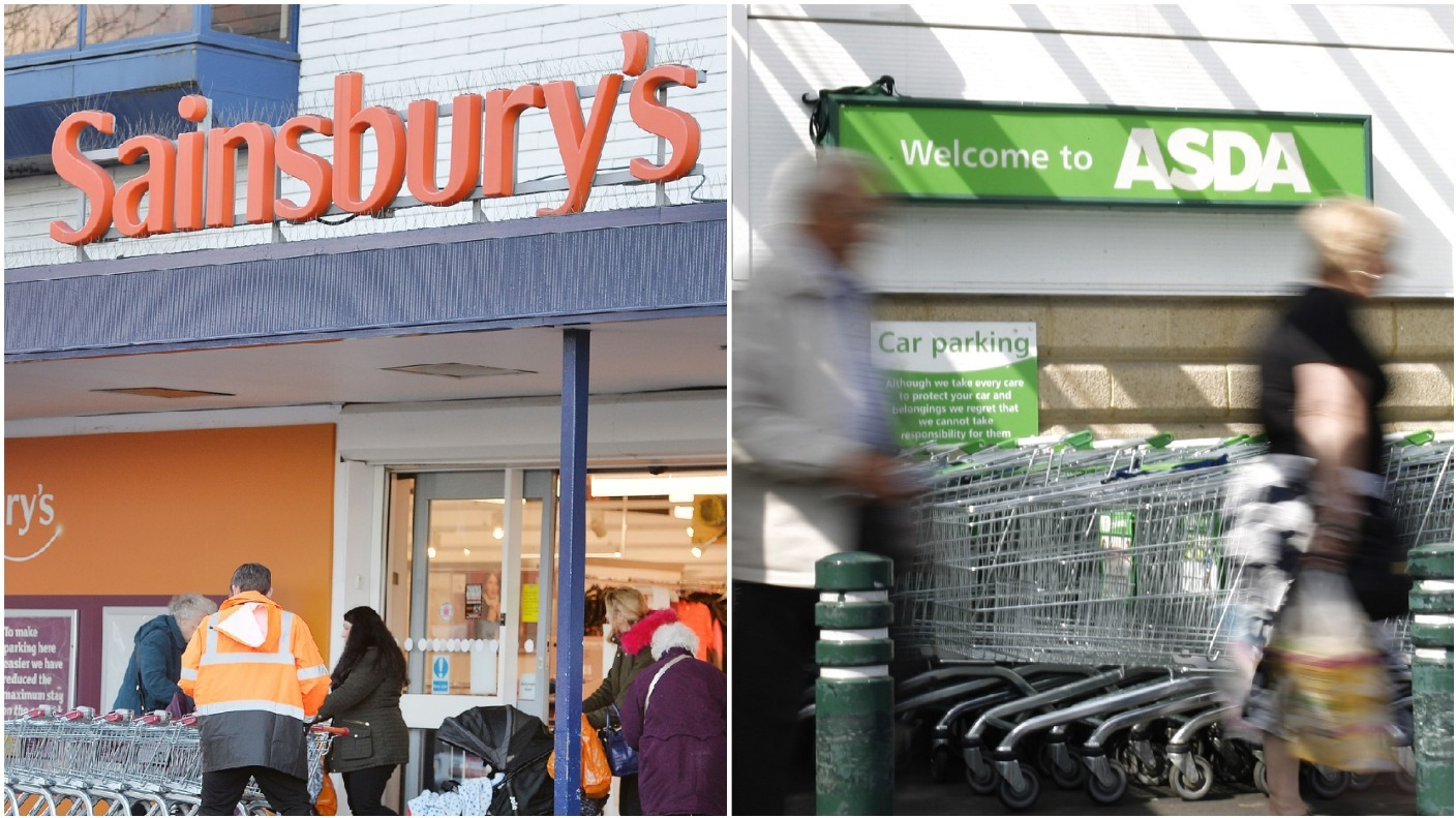 Competition watchdog urged to investigate possible Asda ...