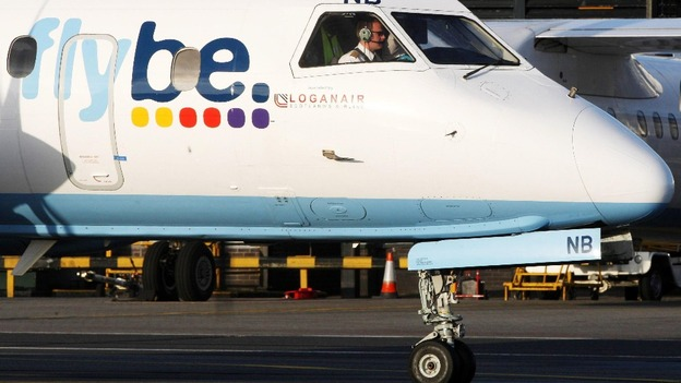 Flybe plans to cut 10% of its 3,000-strong UK workforce