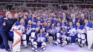 Team GB ice hockey
