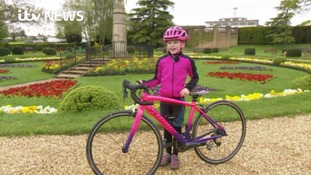 Meet the 9-year-old Hollywood biking star from Kettering