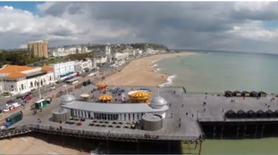 Campaigners crowdfund to keep Hastings Pier in community hands