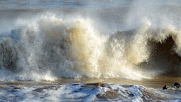 Severe weather hits East Anglia