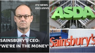 """Sainsbury's CEO apologises for singing """"we're in the money"""" between Asda merger interviews"""