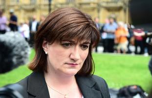 Nicky Morgan said the Treasury Select Committee was 'extremely concerned by the problems at TSB'.