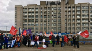 Protest over potential Doncaster and Bassetlaw NHS Trust changes