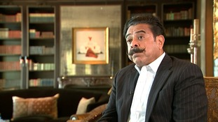 Shahid Khan on Wembley: 'It stays the home of English football'