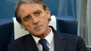 Roberto Mancini reaches agreement to become Italy coach