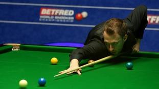 Judd Trump in quarter finals of World Snooker Championship