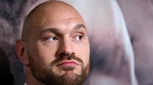 Fury: I'm better than when I beat Klitschko