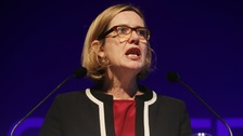 In her resignation letter, Amber Rudd said she felt she had to quit because she had 'inadvertently misled' MPs.