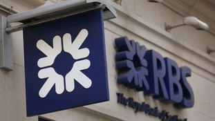 Royal Bank of Scotland to close 25 branches in the Midlands