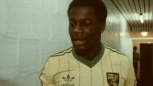Justin Fashanu enjoyed the best years of his career at Norwich City.