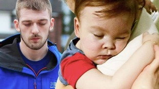 Tom Evans and Alfie Evans