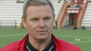 Cassidy names 16-man Jersey Muratti squad