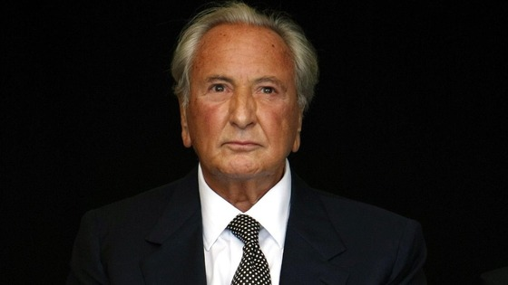 Michael Winner pictured in 2008