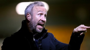 Shaun Derry left the club in February