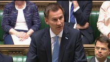 Health Secretary Jeremy Hunt says that an urgent inquiry will be launched.