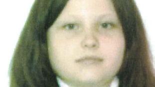 Sophie Fletcher, aged 12