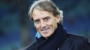 Roberto Mancini holds talks with Italian Football Federation about becoming Italy coach