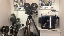 Studio cameras from 1930