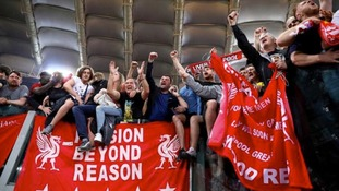 Liverpool are through to the Champions League final after a 7-6 aggregate win