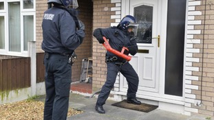 13 arrested after dawn raids across Merseyside target organised crime