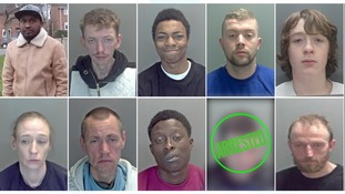 Police hunt Norfolk's 'most wanted' for county lines drug dealing