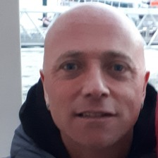 Daniel Richards, who is 44 years old, was last seen at 2.30pm on Wednesday 2 May 2018.