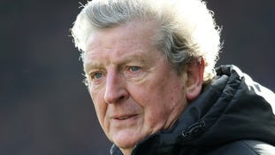 Hodgson proud at the likelihood of keeping Crystal Palace in the Premier League
