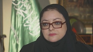 Hoda al-Helaissi, a new Shura Council member