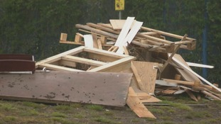 A number of bonfire groups have rejected Belfast City Council funding.