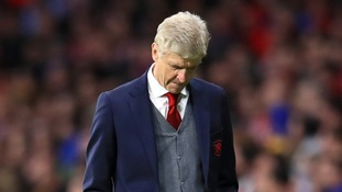 Arsene Wenger's hopes of signing off with a first European trophy at Arsenal dashed by Diego Costa and Atletico