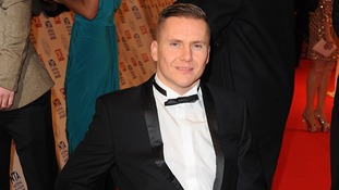 Paralympian David Weir arriving for the 2013 National Television Awards at the O2 Arena
