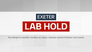 Local Elections: Exeter - Labour hold