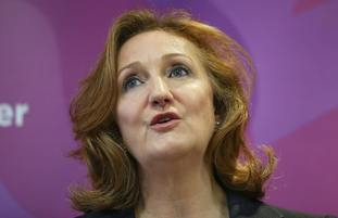 Former deputy chairman of Ukip Suzanne Evans