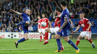 Looking back at five famous Bluebirds results at the Cardiff City Stadium