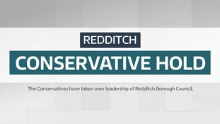 Local elections: Redditch - Conservative hold