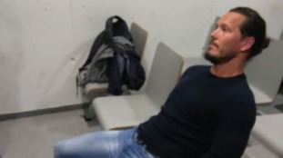 Jamie Acourt, one of Britain's most wanted fugitives, is arrested outside Barcelona gym