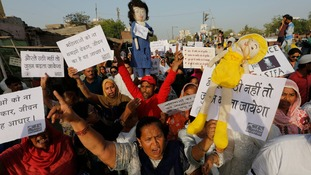Brutal murder of teenage girl stokes India's sexual violence crisis