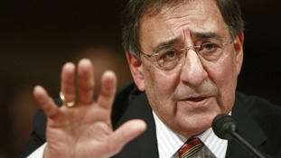 Outgoing US Defence Secretary Leon Panetta