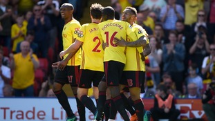 Watford grab home win over Newcastle thanks to first half goals