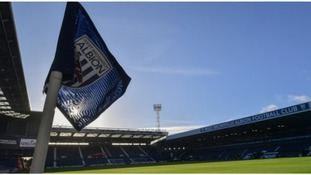 The sun is shining at The Hawthorns for now